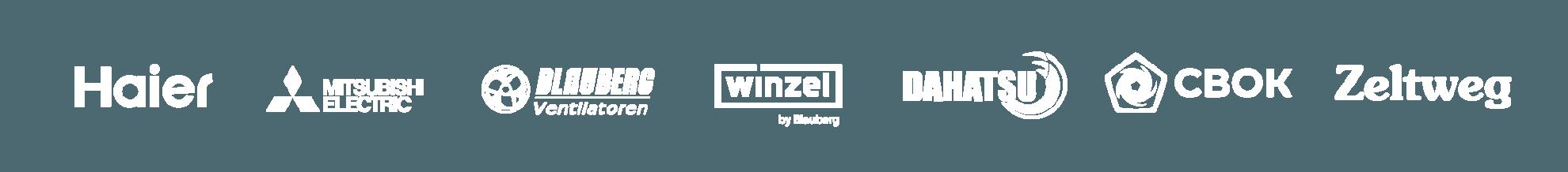 WAFE - официальный дистрибьютор Haier Winzel Blauberg в Санкт-Петербурге